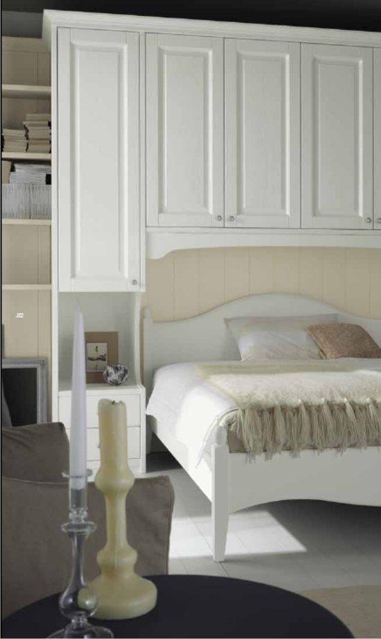 Camera matrimoniale a ponte in stile classico - Camere da letto originali ...