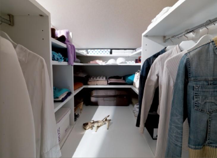 Estremamente Soppalco Cabina Armadio – Idee Immagine Casamia ZZ21