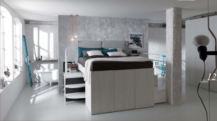 disegno idea » letti matrimoniali a castello - idee popolari per ... - Ikea Letti Matrimoniali A Soppalco