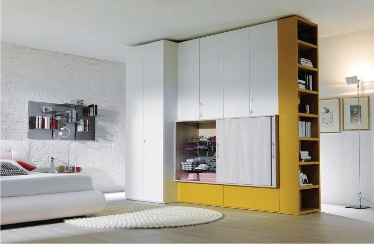 Modus arredo di design moderno per la camera - Armadio moderno design ...