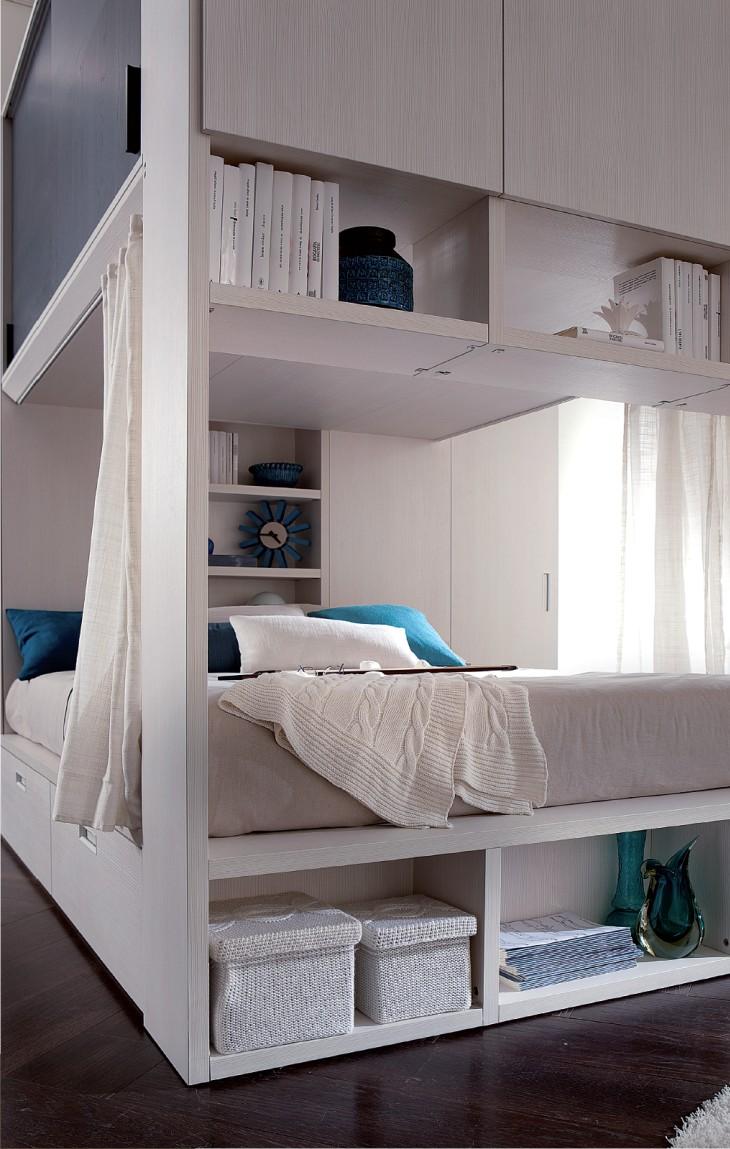 Armadio a letto disegno idea armadio letto ikea letto for Piani di armadio california