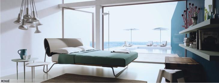 il letto roulè in camera