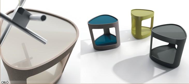 Complementi di design per la camera matrimoniale obl for Mobili di complemento