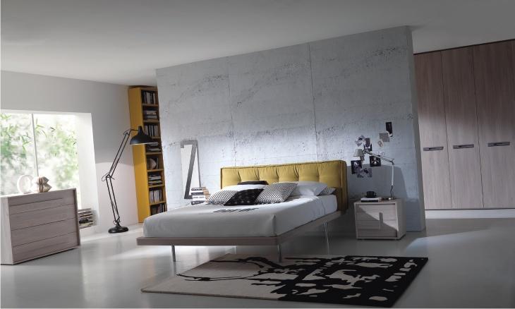 Arredamento camera da letto moderna Modus