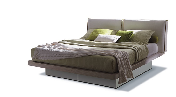 letto time soft cassettoni